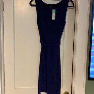 Stitch Fix- Purple Wrap Dress
